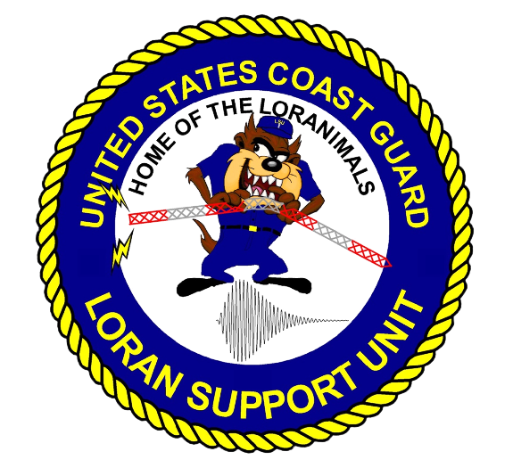 Loran Support Unit Patch